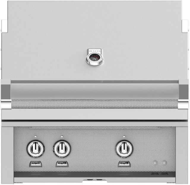 """Hestan Professional 30"""" Built-In Grill-Stainless Steel-GABR30-NG"""