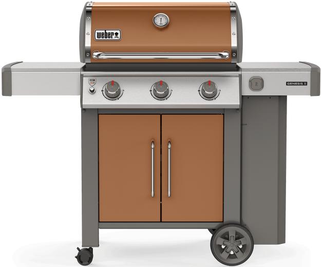 Weber® Genesis® II E-315 Series Copper Free Standing Gas Grill-61025001