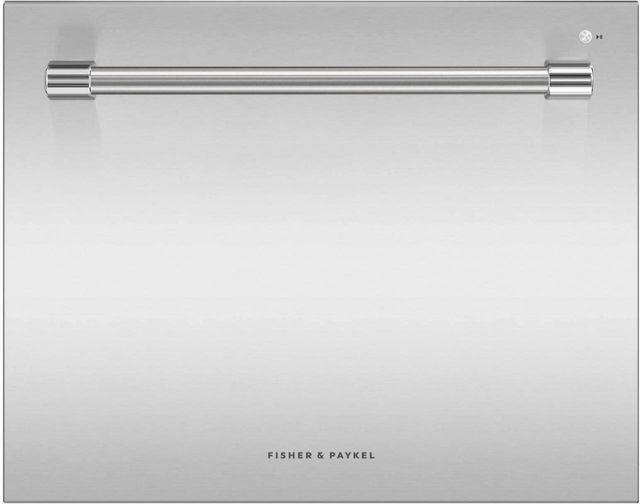 "Fisher & Paykel Series 7 24"" Stainless Steel Single DishDrawer™ Dishwasher-DD24SV2T9 N"