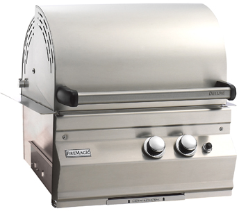 Fire Magic® Legacy Deluxe Collection Built In Grill-Stainless Steel-11-S1S1N-A