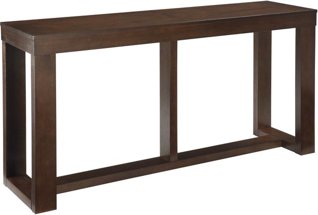 Signature Design by Ashley® Watson Dark Brown Sofa Table-T481-4