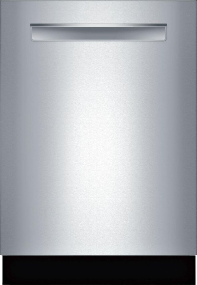 """Bosch Benchmark® Series 24"""" Stainless Steel Built In Dishwasher-SHP87PW55N"""