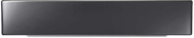 "Samsung 27"" Black Stainless Steel Riser-WE272NV"