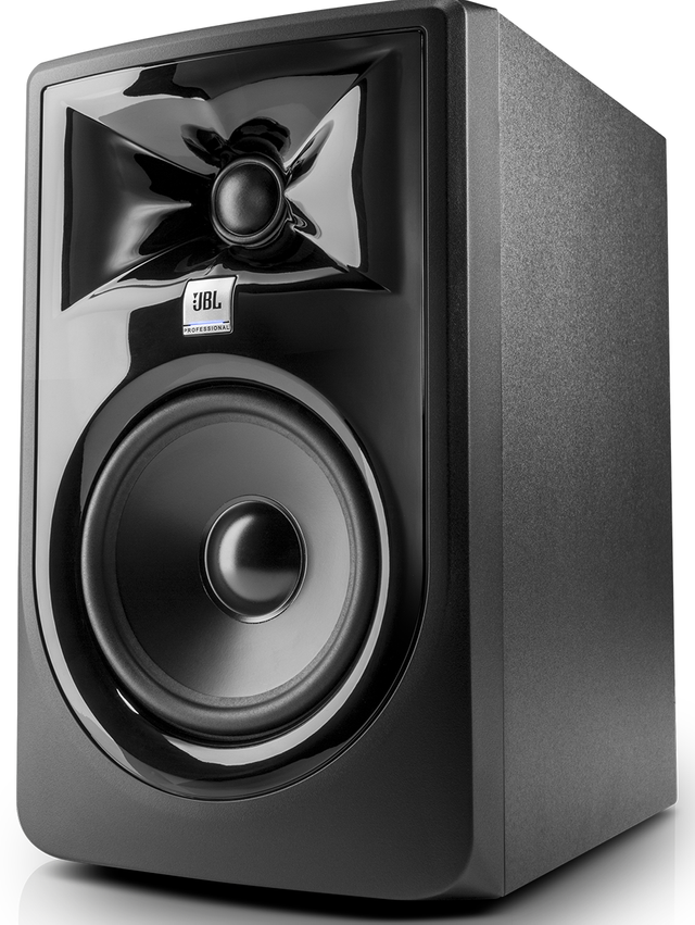 JBL® 305PMKII Powered 2-Way Studio Monitor-305PMKII