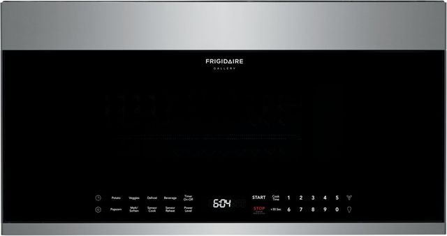 Frigidaire Gallery® 1.9 Cu. Ft. Stainless Steel Over The Range Microwave-FGBM19WNVF