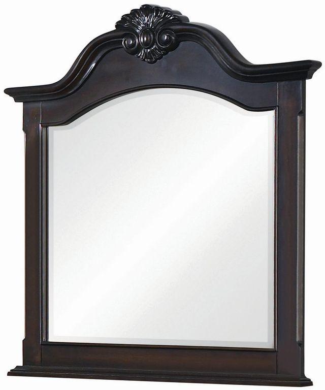 Coaster® Cambridge Cappuccino Mirror-203194