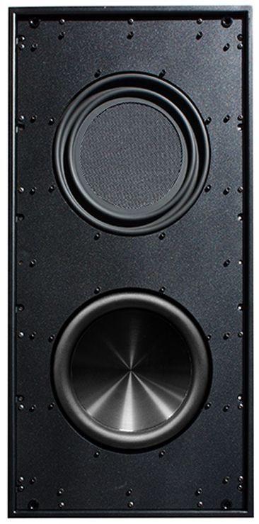 "James Loudspeaker® 10"" Dual Shallow Depth Subwoofer-QX1020"