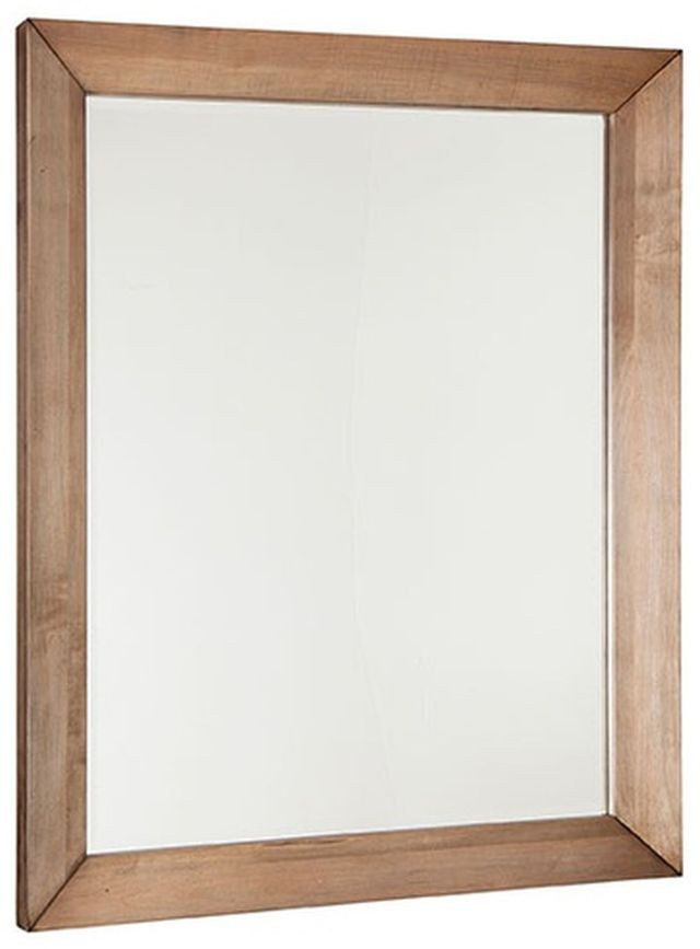 Durham Furniture Odyssey Desert Sand Mirror-186-181