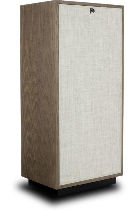 "Klipsch® Heritage Forte IV Distressed Oak 12"" Floor Standing Speaker-1069162"