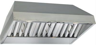 """Best Coperto 46.38"""" Built In Range Hood-Stainless Steel-CP37I482SB"""