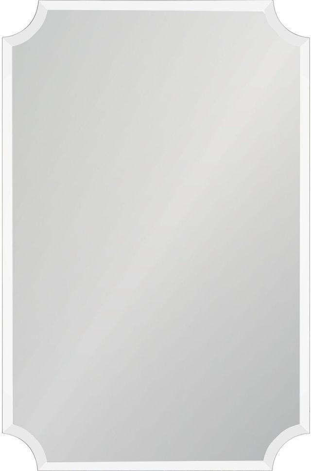 Miroir mural Sadie, gris, Renwil®-MT2058