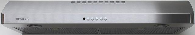 Hotte de cuisinière sous-armoire Faber Hoods® de 36 po - Acier inoxydable-LEVT36SS400-B