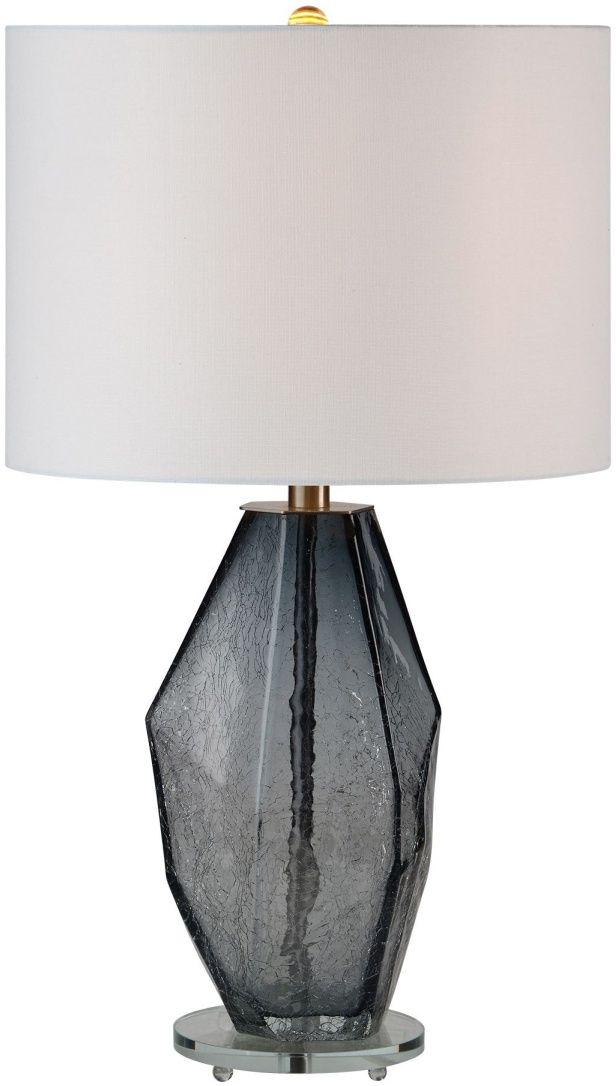 Renwil® Vela Grey Table Lamp-LPT635