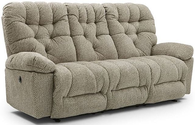 Best Home Furnishings® Bolt Power Space Saver® Reclining Sofa-S710RP4