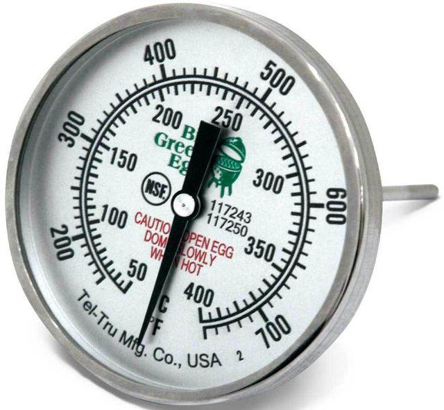 """Big Green Egg® 3"""" Temperature Gauge-117250"""