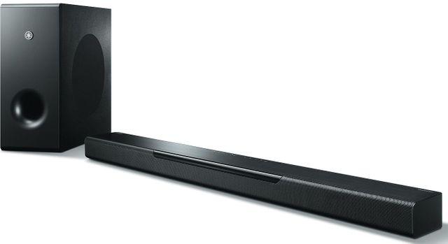 Yamaha MusicCast BAR 400 Black Sound Bar System-YAS-408BL