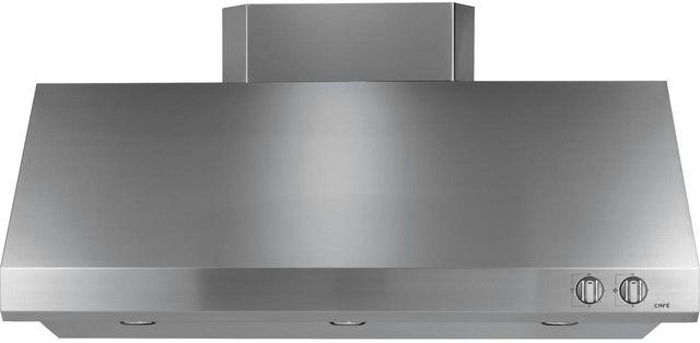 """Café™ 48"""" Stainless Steel Professional Hood-CV48SSLSS"""