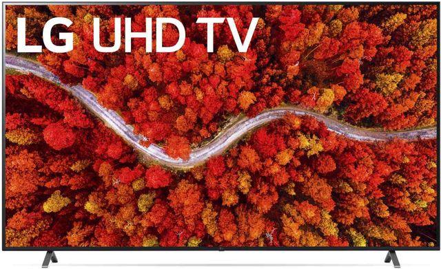 "LG 80 Series 75"" 4K UHD Smart TV-75UP8070PUR"