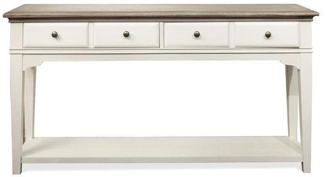 Riverside Furniture Myra Sofa Table-59514