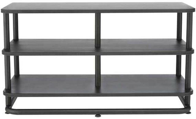Sanus® Euro Series Black Modular AV Base and Shelves System-EFAV40-B1