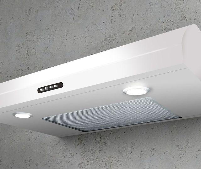 Hotte de cuisinière sous-armoire Elica® de 30 po - Blanc-ENM230WT