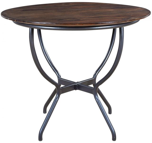 Coast to Coast Imports™ Adler Honey Brown Dining Table-79734