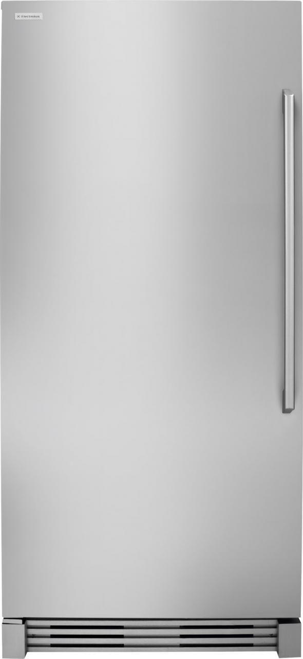 Electrolux Kitchen 18.6 Cu. Ft. Stainless Steel Built In Upright Freezer-EI32AF80QS
