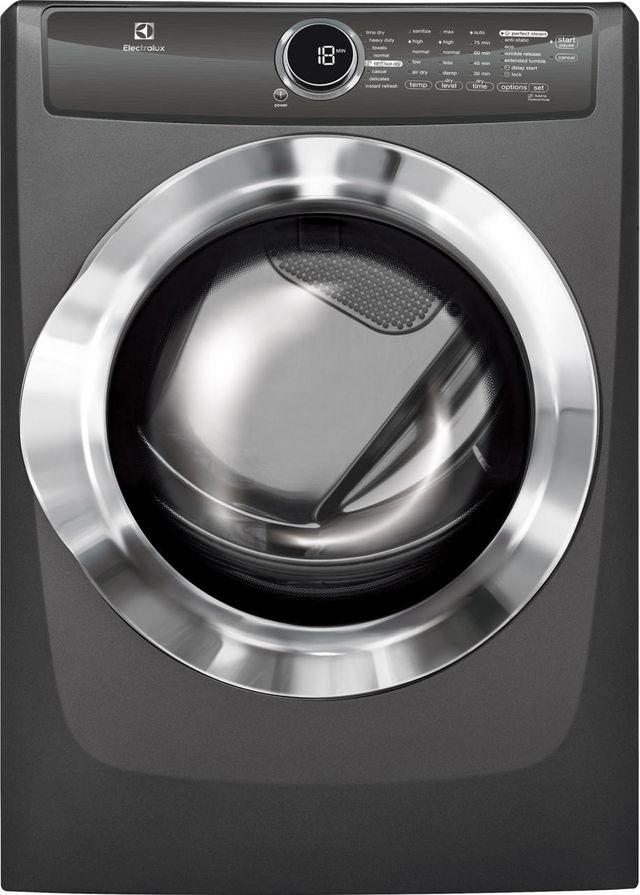 Electrolux 500 Series Perfect Steam™ Front Load Electric Dryer-Titanium-EFME517STT