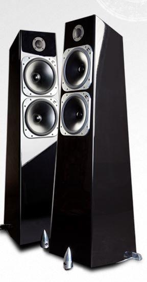 Totem Acoustics High-Fidelity Floor Standing Speaker-Element Metal
