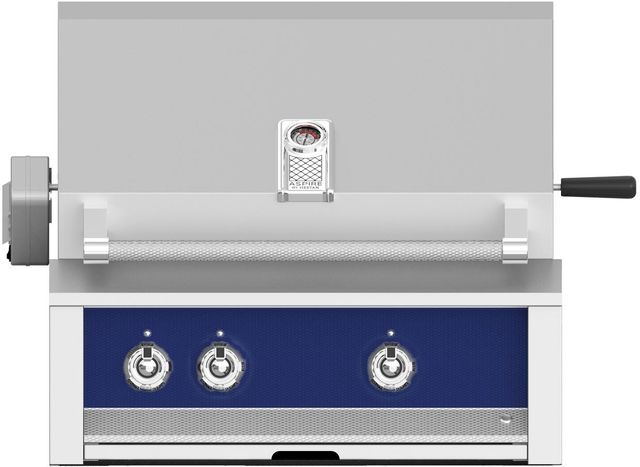 """Aspire By Hestan 30"""" Built-In Grill-Prince-EMBR30-NG-BU"""