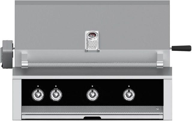 "Aspire By Hestan 36"" Built-In Grill-Stealth-EMBR36-LP-BK"