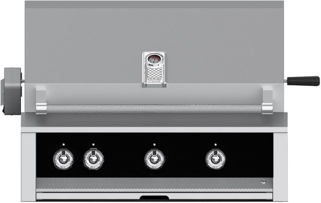 """Aspire By Hestan 36"""" Built-In Grill-Stealth-EMBR36-NG-BK"""