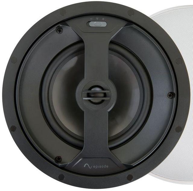 """SnapAV Episode® 550 Series 6.5"""" In-Ceiling Speaker-Black-ES-550T-IC-6"""