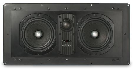 """SnapAV Episode® 700 Series 6.5"""" Home Theater In-Wall LCR Speaker-ES-HT700-IWLCR-6"""