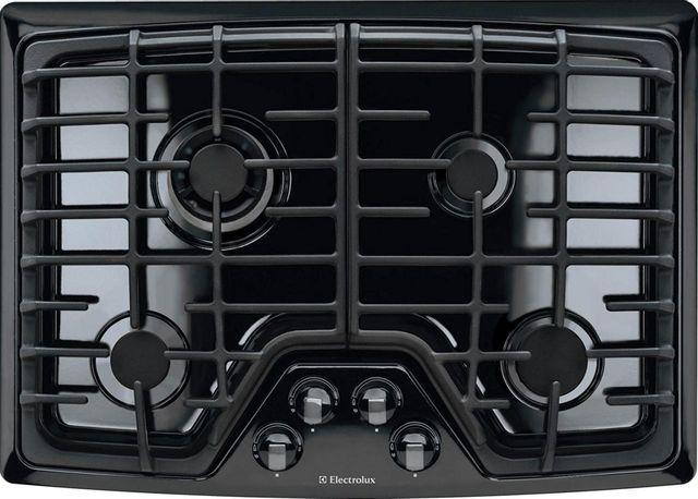 """Electrolux 30"""" Gas Cooktop-Black-EW30GC55PB"""