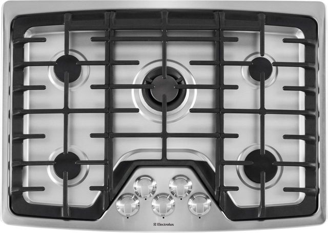 """Electrolux Kitchen 30"""" Stainless Steel Gas Cooktop-EW30GC60PS"""