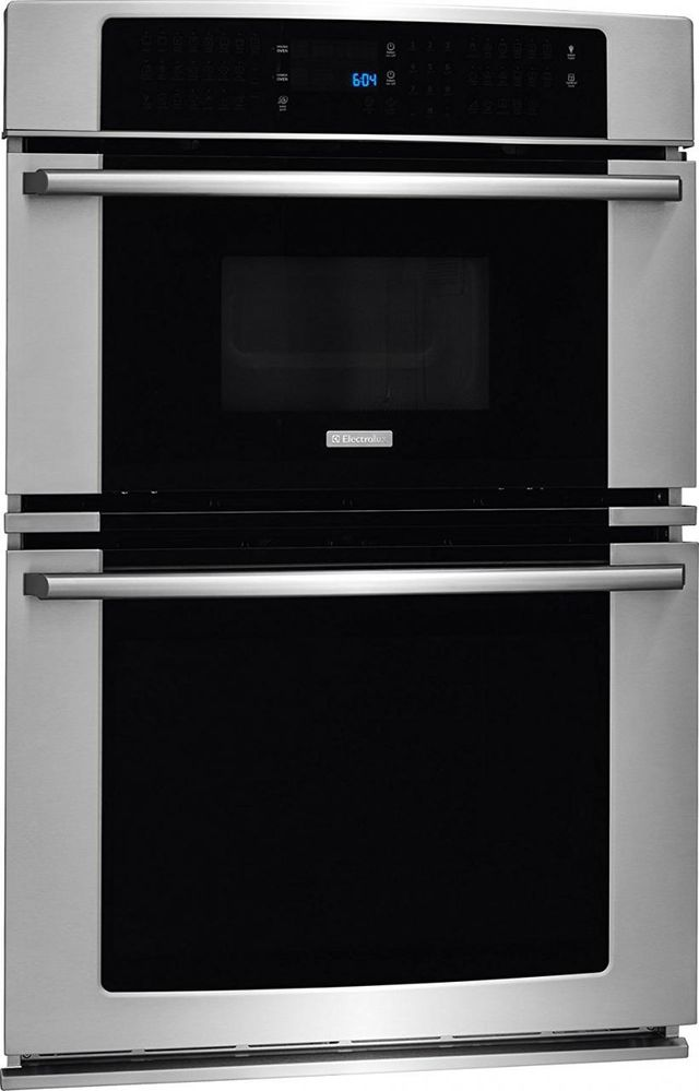 """Electrolux Kitchen 30"""" Stainless Steel Built In Electronic Oven Micro Combo-EW30MC65PS"""