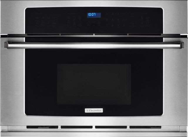 Electrolux Kitchen 1.5 Cu. Ft. Stainless Steel Built In Microwave Oven-EW30SO60QS