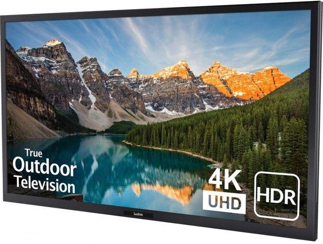 """SunBriteTV® Veranda Series Black 43"""" LED HDR 4K UltraHD Outdoor TV-SB-V-43-4KHDR-BL"""