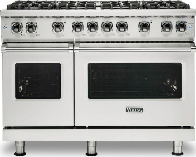 "Viking® Professional 5 Series 48"" Pro Style Gas Range-Stainless Steel-VGR5488BSSLP"