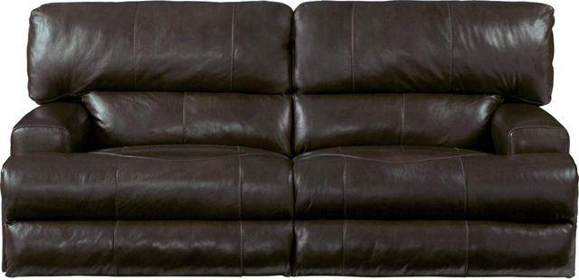 Catnapper® Wembley Lay Flat Reclining Sofa-4581