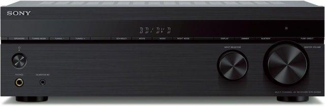 Sony® 5.2 Channel 4K Home Theater AV Receiver-STRDH590