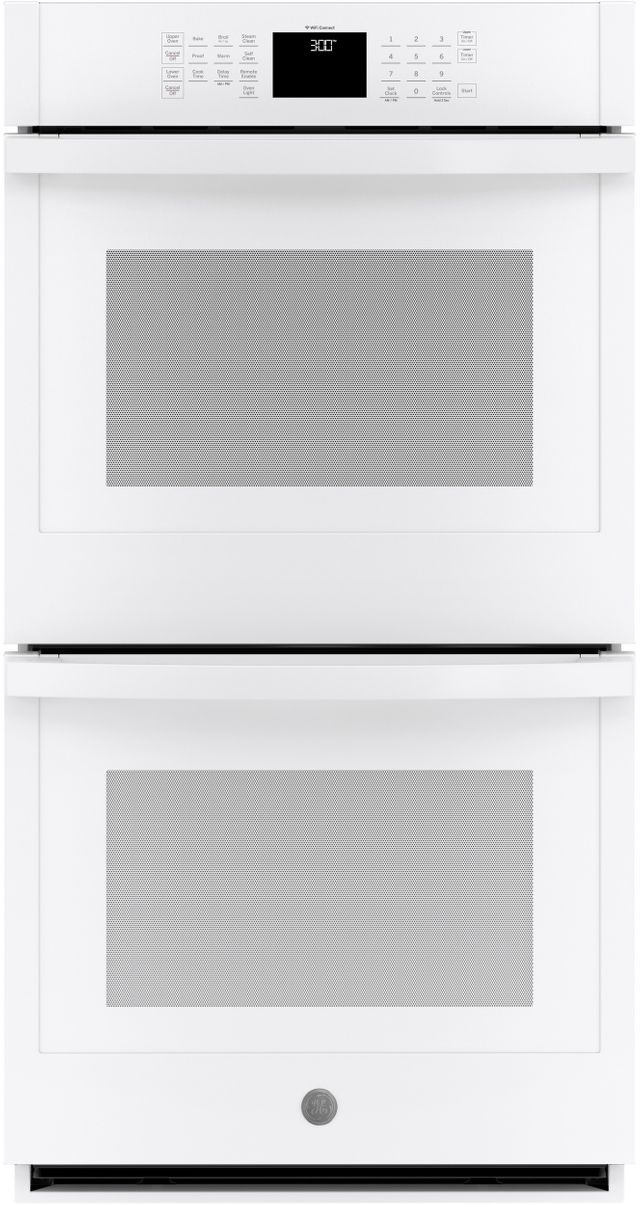 """GE® 27"""" White Electric Double Oven Built In-JKD3000DNWW"""
