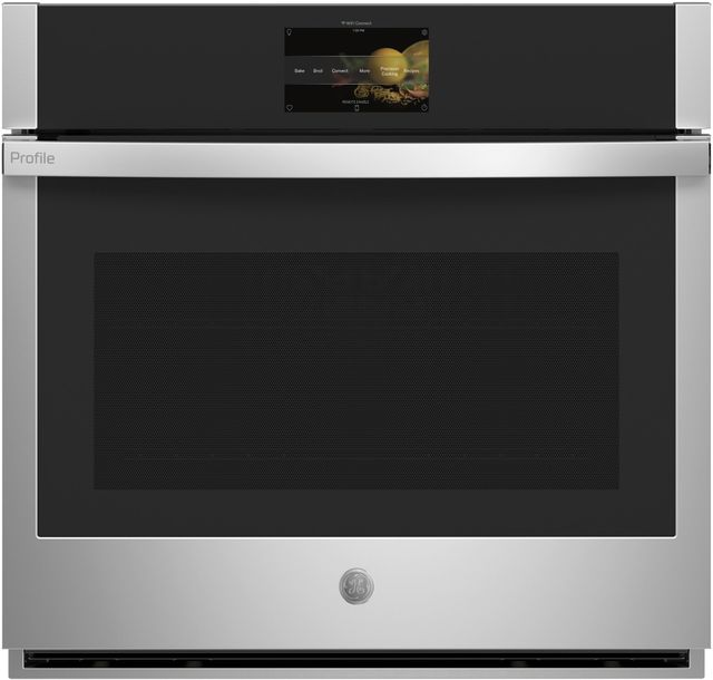 """GE Profile™ 29.75"""" Stainless Steel Electric Built-In Single Oven-PTS7000SNSS"""