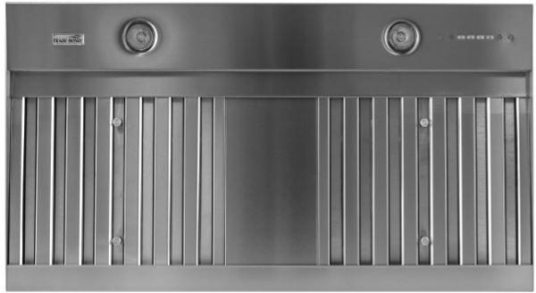 "Trade-Wind® VSL400 Designer Series 42"" Wood Hood Liner-Stainless Steel-VSL4426RC"