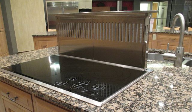 """Faber Scirocco Plus 36"""" Stainless Steel Downdraft Range Hood-SCIR3614SSNB-B"""
