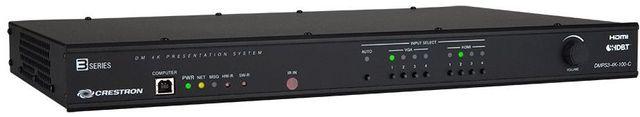 Crestron® 3-Series® 4K DigitalMedia™ Presentation System 100-DMPS3-4K-100-C