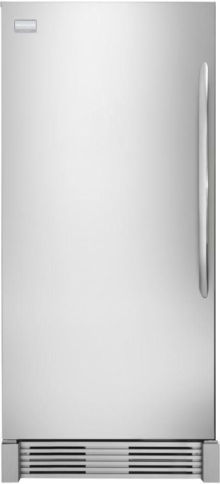 Frigidaire Gallery® 19 Cu. Ft. Stainless Steel Upright Freezer-FGFU19F6QF