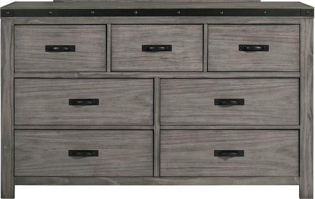 Elements International Wade Wood Dresser-WE600DR