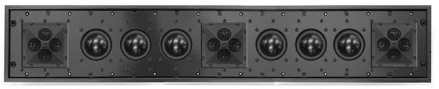 """James Loudspeaker® 3"""" LCR Sound Bar Speaker-QX3LCR"""